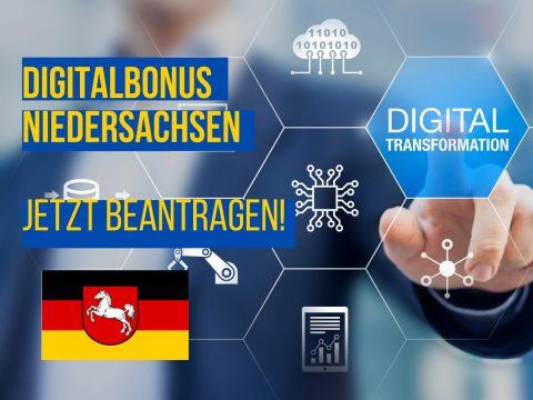 Digitalbonuy Niedersachsen