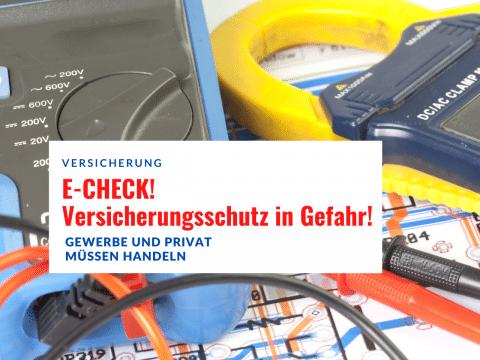 E-Check Blog